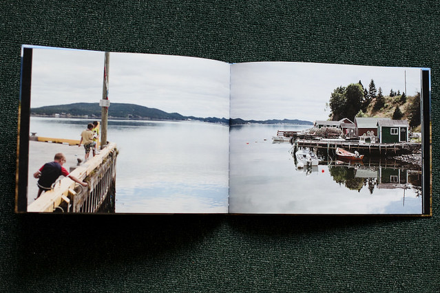 Inside Newfoundland Book