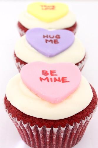 Egg-free Red Velvet Cupcakes