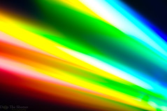 neon (ronny..) Tags: light macro reflection kitchen colors fun disco rainbow neon pretty cd refraction odc hss ourdailychallenge slidersunday