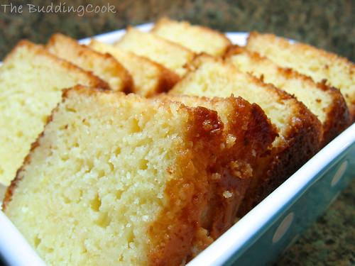 All Recipes Lemon Yogurt Cake: The Budding Cook: Ina Garten's Lemon Yogurt Cake