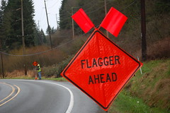 Flagger (trident2963) Tags: road seattle green car k sign oregon truck portland island washington construction highway king industrial slow traffic control northwest employment cone drum jobs d flag helmet paddle utility right safety equipment company stop chevy reflective vehicle and pierce barrier skagit tacoma vest thurston left silverado inc merge flagger services employee everett incorporated careers career specialists snohomish clackamas flagging lightbar westernoregon powercompanies kdservices kdservicesinc dontstepontheroadwithoutus majortelecommunication andtheirsubcontractors simpleworkzonecomplexprojectswhatcom kitsapandmasoncountiessouthwesternwashington andtheoregoncoast