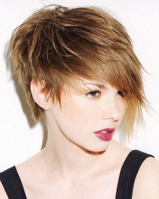 kiểu tóc ngắn nữ tém pixie tomboy xinh đẹp