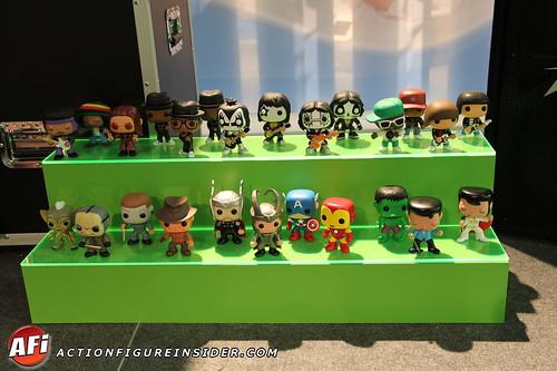 Funko Pop hero Collection