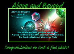 Above and Beyond level 4