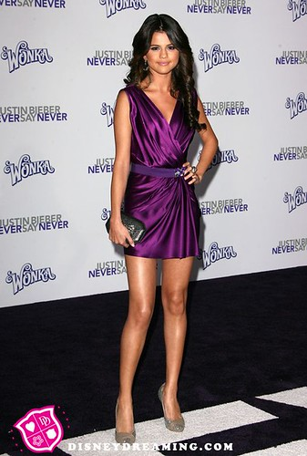 Selena Gomez Never Say Never Movie Premiere