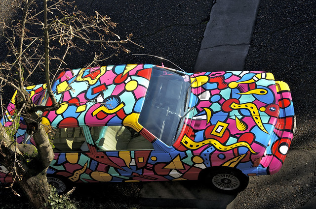 The Art Car