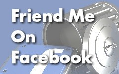 Friend Me On Facebook