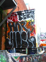 Roa Kie Hor Horn (FixedFun) Tags: boys lost graffiti roast hornet horn tes lb tdf the horor kiea roste
