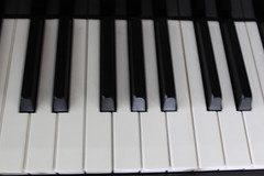 piano key pad