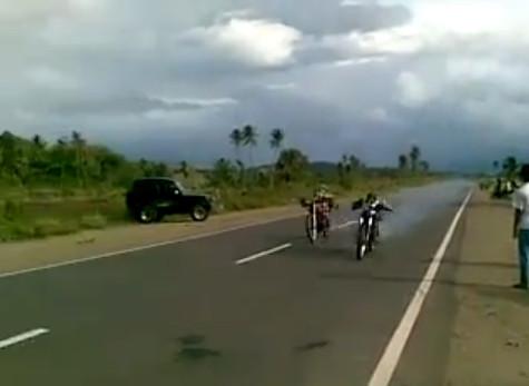 5468364226 e1572f8b62 Aksi Balap Liar Silandit Padangsidimpuan, Mau Dibiarkan....?