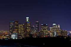 DSC_5816 (KayOne73) Tags: urban night lens photography prime la los nikon long exposure downtown angeles stadium f mm nikkor 18 dodger 85 afd d7000