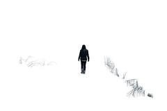 slow walk to nowhere (Ferran.) Tags: snow walk dar catalonia oe neu ripolles queralbs cam