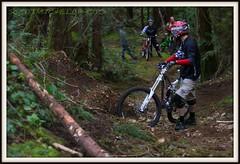 VISION (ScottMitchellPhoto) Tags: city mountain bike trek bc ride hill down victoria racing dh pro session transition 88 450 tr strobe hartland