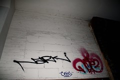 Nark Note Cees (36th Chamber) Tags: graffiti tag nj note cees handstyle nark