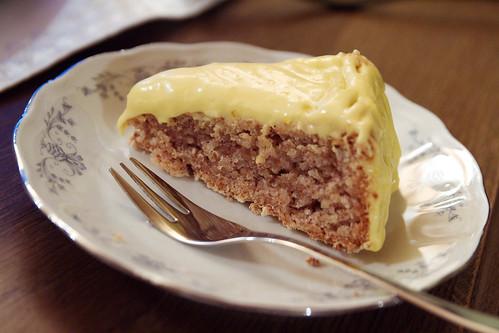 Swedish almond cake?