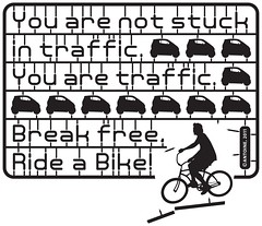Stuck in Traffic (ibikenz) Tags: stuckintraffic antoine rideabike