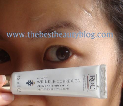 ROX Retin-Ox Cream, ROX eye cream