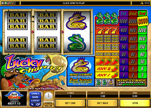Lucky Charmer slot game online review