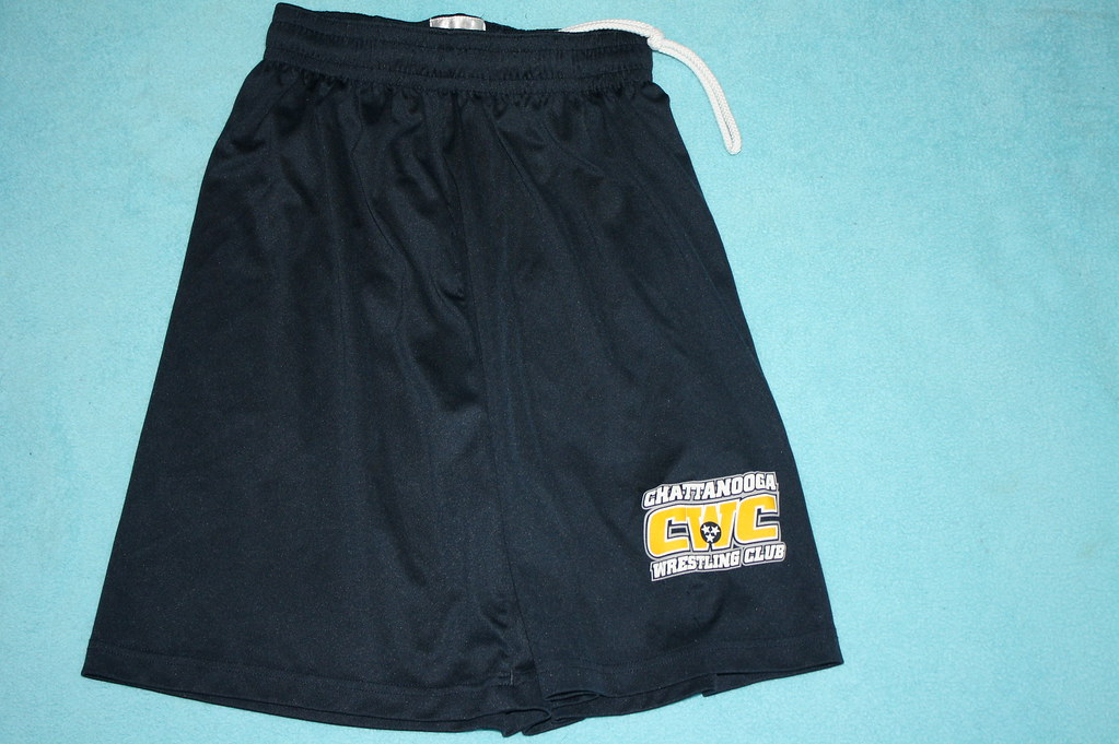 chattanooga wrestling shorts