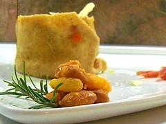 Pasta e fagioli rovesciata