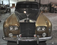 "1964 Rolls Royce Silver Cloud III • <a style=""font-size:0.8em;"" href=""http://www.flickr.com/photos/85572005@N00/5476330415/"" target=""_blank"">View on Flickr</a>"