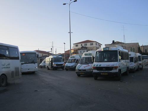 East Jerusalem Bus Station