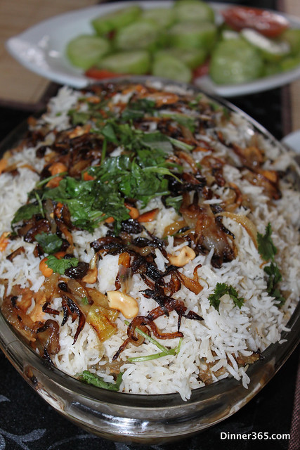 Day 56 - Chicken Biryani