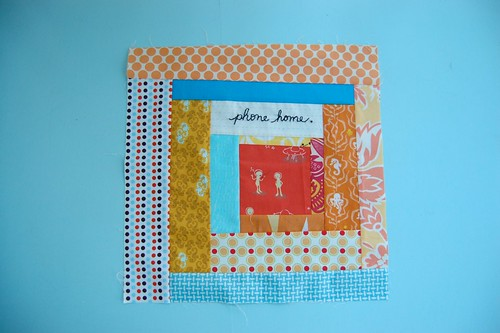 block #1 - for mommymae