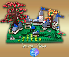 Gnome Village (thwaak) Tags: fairy fairies gnomes faeries hiddenworld