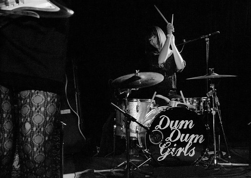 The Dum Dum Girls @ The Hi Dive