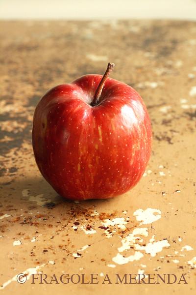 una mela per le foodbloggers