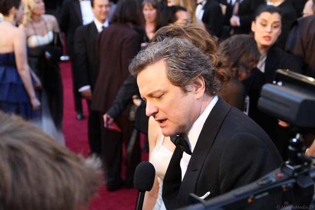 Colin Firth at the 83rd Academy Awards Red Carpet IMG_1275 by MingleMediaTVNetwork