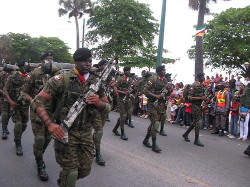 Desfile Militar Dominicano - Dia de Independencia - 2011