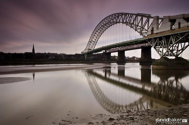 Runcorn/Widnes Bridge