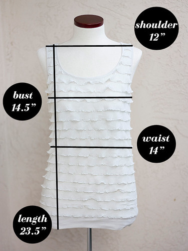 Ann-Taylor-Loft-Tiered-Shell-Measurements