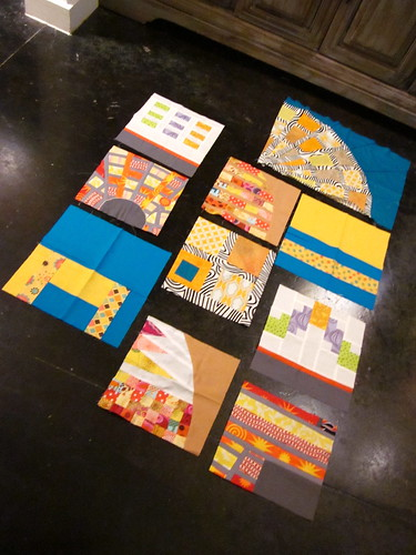 quilt bee blocks!