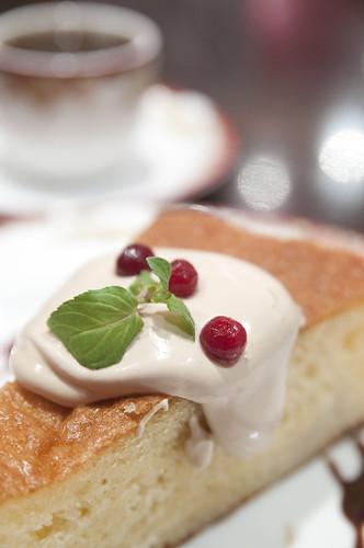 Десерт, Кафе РОССИЯ, Kichijoji