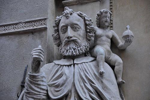 St. Christopher (Santa Maria Assunta) by tanajun2011