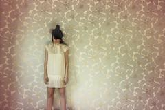 frangipane (/pol) Tags: pink wallpaper portrait white flower fashion hair model pattern dress frangipane blu moda rosa clothes azzurro bianco ritratto upset capelli vestiti cartadaparati modella arrabbiata vestito lightblu