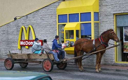 Car Dependency Cart Addiction