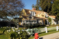 MAYERS Residence @ Wisteria Lane (prayitno) Tags: california ca street house home la tv los angeles desperate ave lane hollywood series abc universal wives studios avenue wisteria mayers ush konomark