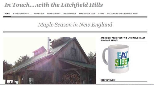 In Touch With The LItchfield Hills