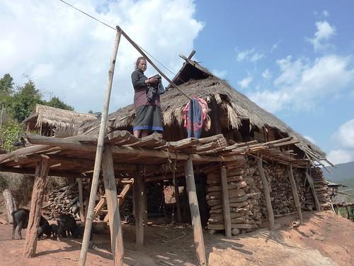 Kengtung - Village Eng-Le village (9)