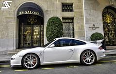 Porsche  997 GT3 (A.G. Photographe) Tags: paris france hotel nikon fourseasons porsche ag nikkor français hdr parisian anto gt3 997 photographe xiii parisien 2470mm28 porsche997gt3 d700 antoxiii photoengine hdr7raw oloneo agphotographe