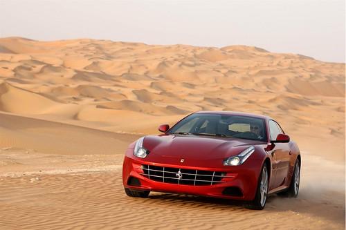 フリー写真素材, 乗り物, 自動車, フェラーリ, フェラーリ FF,