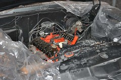 """1965 Pontiac Parisienne Engine Paint and Detail • <a style=""""font-size:0.8em;"""" href=""""http://www.flickr.com/photos/85572005@N00/5509804909/"""" target=""""_blank"""">View on Flickr</a>"""