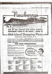 Newberrys-Mid Island Plaza-Hicksville (gregchris66) Tags: plaza island mid hicksville newberrys