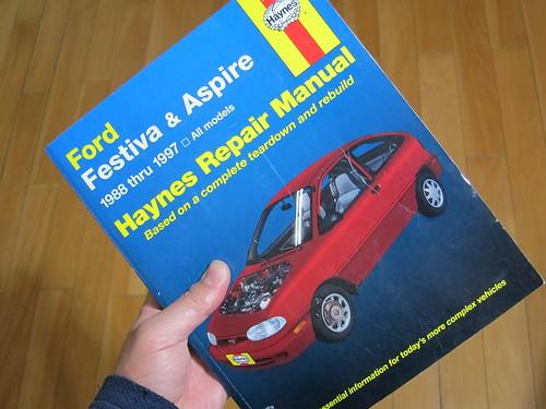 Ford Festiva Trio. Mazda Ford Festiva Mini Wagon