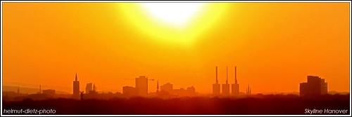 Hannover - Skyline