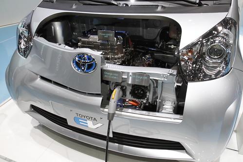 New Toyota EV Prototype
